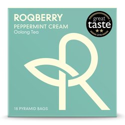 'Peppermint Cream' Oolong Tea with Mint & Cocoa 18 Tea Bags