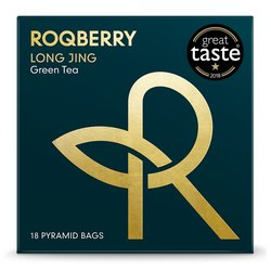 'Long Jing' Chinese Green Tea 18 Tea Bags