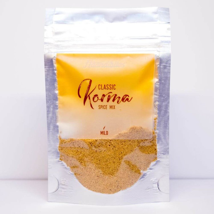 'Classic Korma' Indian Curry Spice Mix 15g (Serves 2)