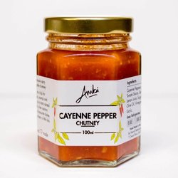 Ambi's Cayenne Pepper Chutney 100ml