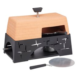 Mini Tabletop Pizza Oven