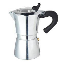 Italian 6 Cup Espresso Coffee Maker Moka Pot