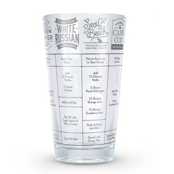 Vodka Cocktail 'Good Measure' Recipe Glass