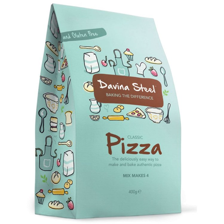 Gluten-Free Classic Pizza Mix 400g