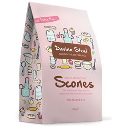 Gluten-Free Scone Baking Mix 300g (Makes Sweet or Savoury)