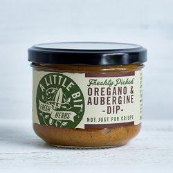 Fresh Oregano & Aubergine Dip 200g