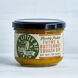 Fresh Thyme & Butternut Squash Dip 200g