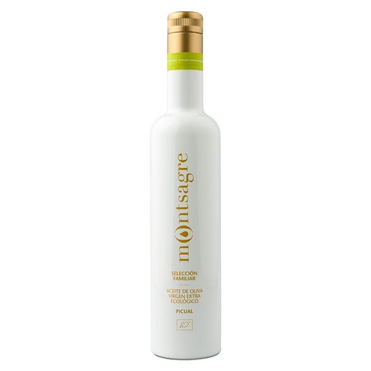 Spanish Picual Organic Extra Virgin Olive Oil 250ml