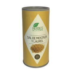 Organic Mustard Salt & Herb Blend 75g