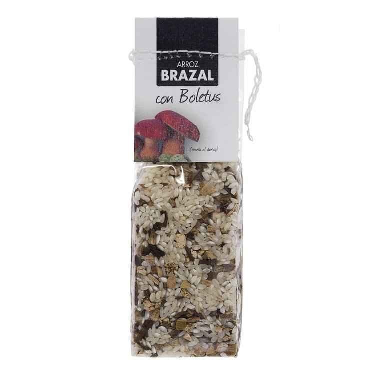 Maratelli Rice with Porcini Mushrooms 250g