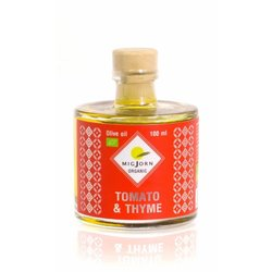 Migjorn Organic Tomato & Thyme Infused Olive Oil 100ml