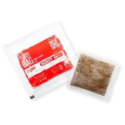 30 Bags Organic Ethiopian Light Roast Instant Ground Coffee (30 Coffee Bags)