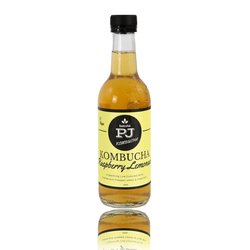 7 Raspberry Lemonade Kombucha Fermented Drink (7 x 330ml)