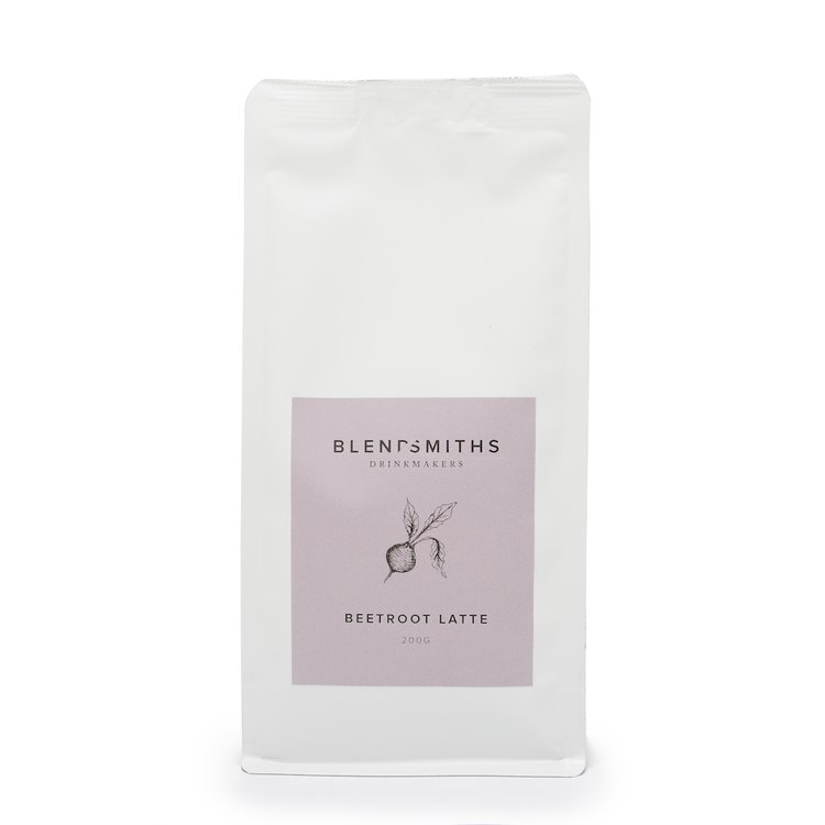 Beetroot Latte Drink Blend With Beetroot & Spices 200g