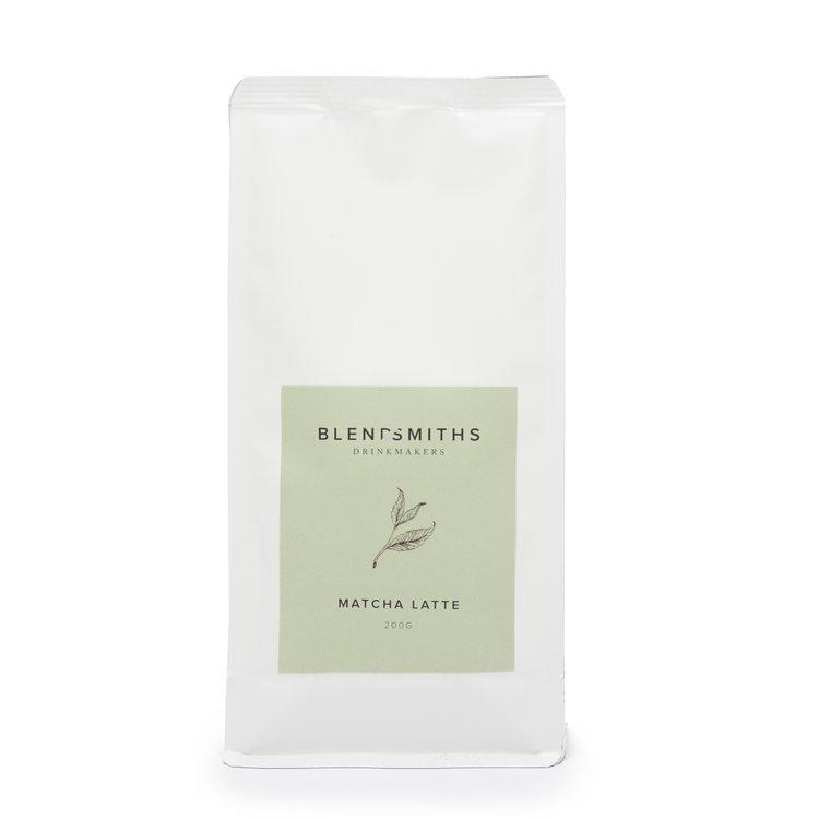 Matcha Green Tea Latte Drink Blend 200g