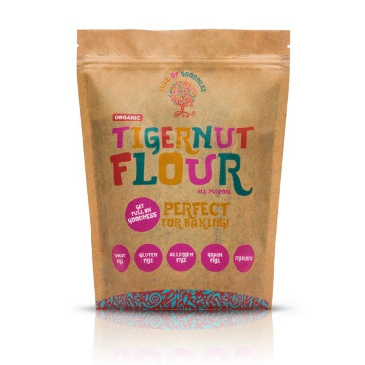 Organic Tigernut All-Purpose Flour 500g (Gluten Free)