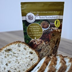 Gluten-Free Sourdough Bold Buckwheat Bread Mix 240g