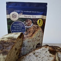 Gluten-Free Nearly Rye Sourdough Bread Mix 240g