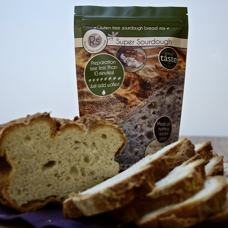 Gluten-Free Super Sourdough Bread Mix 240g