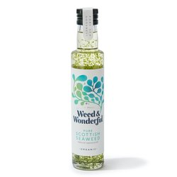 Organic Pure Scottish Seaweed Infused Rapeseed Oil 250g