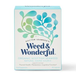 Organic Scottish Seaweed Capsule Supplements 35g