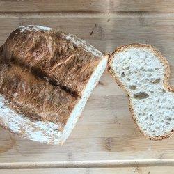 Box of 4 'Super Sourdough' Gluten-Free Fresh Bread Loaves (4 x 375g)