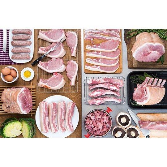 A Quarter of a Pig - 7-8 kilos