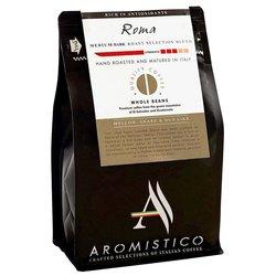 Italian Whole Bean 'Roma' Medium/Dark Selection Coffee Blend 200g by Aromistico