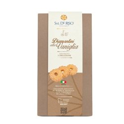 Butter & Vanilla Diamond Italian Cookies 200g