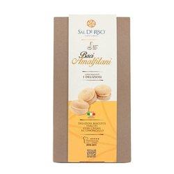 Amalfi Kiss' Cookies Stuffed with Limoncello Cream 200g
