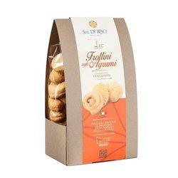 Amalfi Coast Citrus Scented Italian Cookies 200g