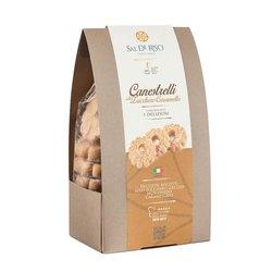 Canestrelli' Sugar Caramel Italian Cookies 200g