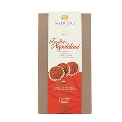 Neapolitan Arabica Coffee Italian Biscuits 200g