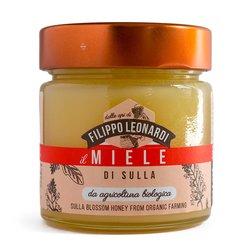 Organic Sicilian Sulla ('Miele Di Sulla') Honey 300g