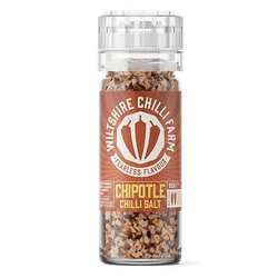 Chipotle Chilli Salt Grinder 65g