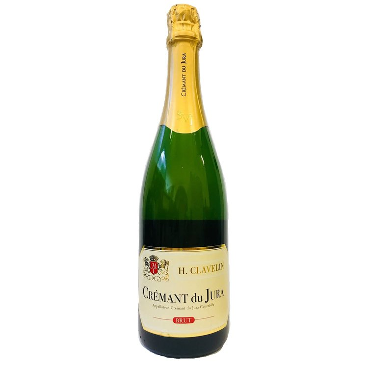 Cremant du Jura Brut Chardonnay Sparkling Wine PDO