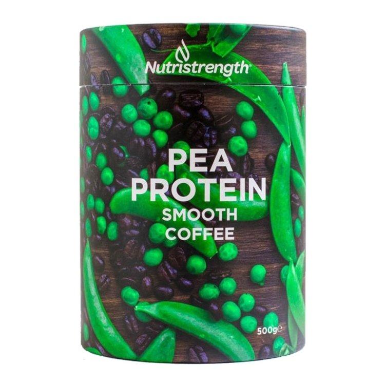 500g Vegan 'Smooth Coffee' Pea Protein Powder