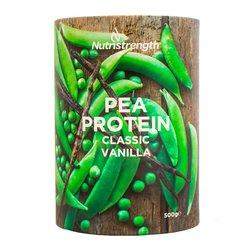 500g Vegan 'Classic Vanilla' Pea Protein Powder