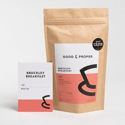 'Brockley Breakfast' English Loose Leaf Black Tea 90g