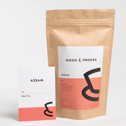 Assam Loose Leaf Black Tea 90g