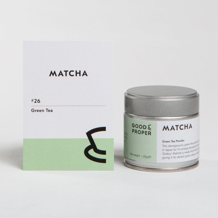 Ceremonial Grade 'Gokou' Matcha Green Tea Powder 25g