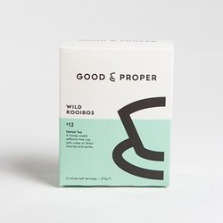Wild Rooibos Whole Leaf Tea Bags 15 Tea Bags (Caffeine Free)