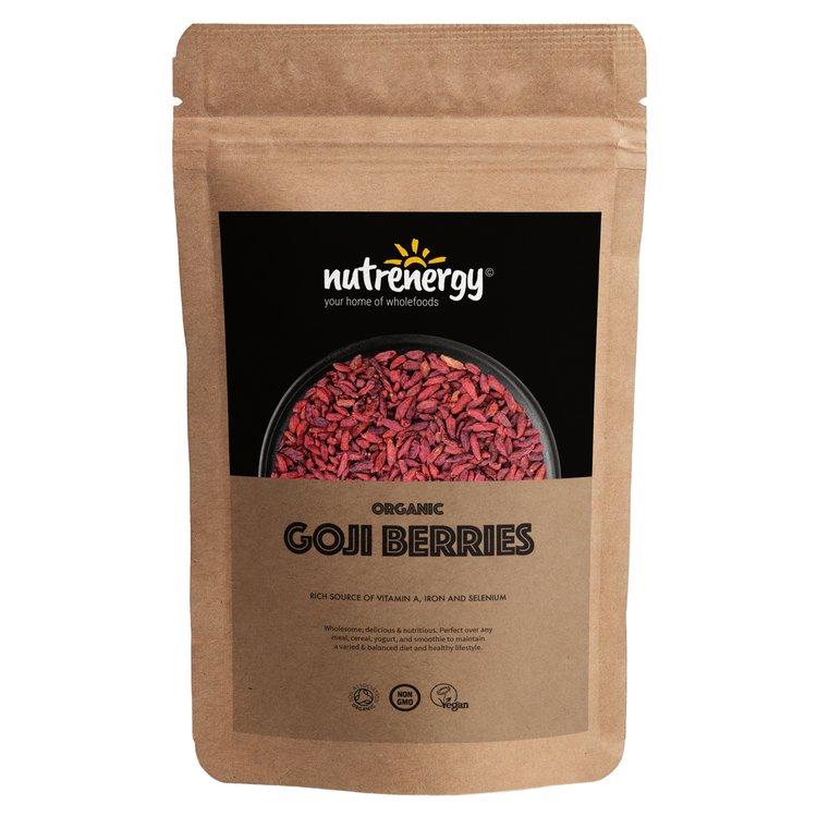 500g Organic Goji Berries