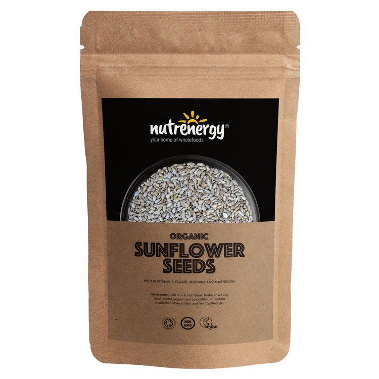 500g Organic Sunflower Seeds
