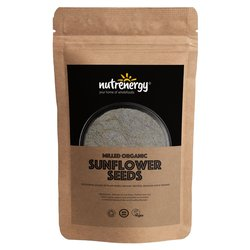 500g Organic Milled Sunflower Seeds