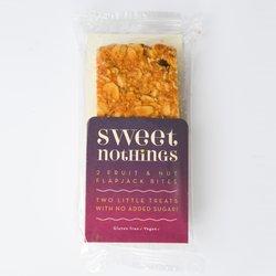 Box of 12 Fruit & Nut Flapjack Snack Bites Packs - Gluten Free (2 x 34g Per Pack)