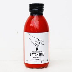 'Batch One' Hot Sauce With Dutch & Scotch Bonnet Chillies 150ml