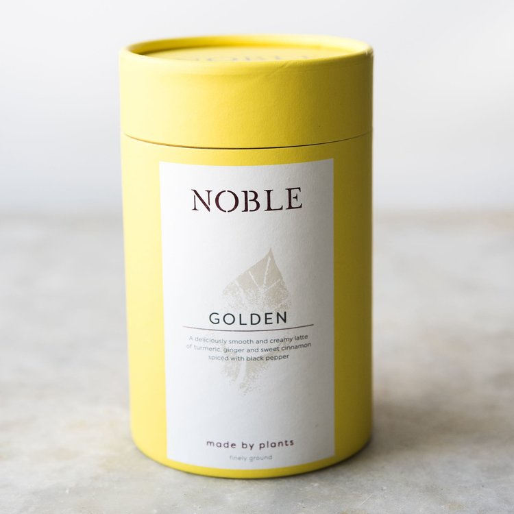 'Golden' Turmeric, Ginger & Cinnamon Spiced Organic Latte Blend 150g