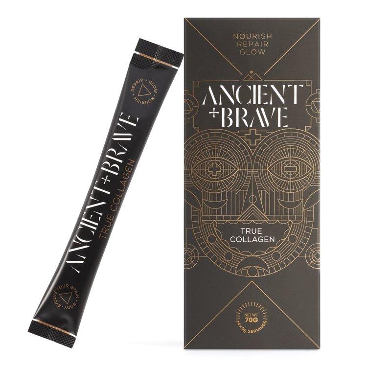 14 x True Collagen Wrap Sachets (14 x 5g)
