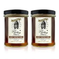 2 x Raw Sweet Chestnut Honey (2 x 227g)